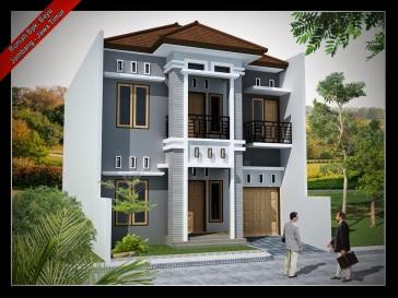 Desain Rumah 2 Lantai 8 10 Logroh